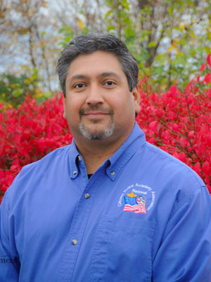 President – Officer Tino Vasquez Jacksonville Police Department (IL)